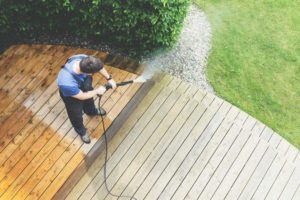 outdoor maintenance