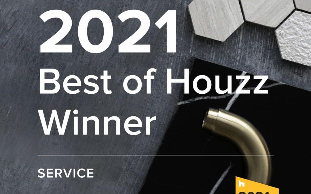 Awarded Best Of Houzz 2021